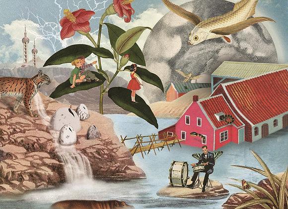 ג'יין בורדו - אוקיינוסים (CD)