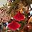 Thumbnail: Holiday Half Moon Earrings