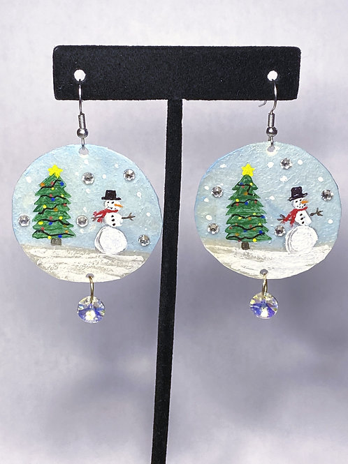 Winter Wonderland Earrings