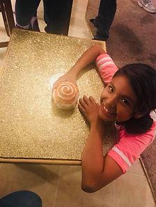 Gold Glitter Table Customer.jpg