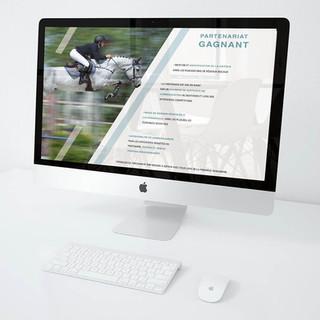 Dossier Cavalier / sponsoring