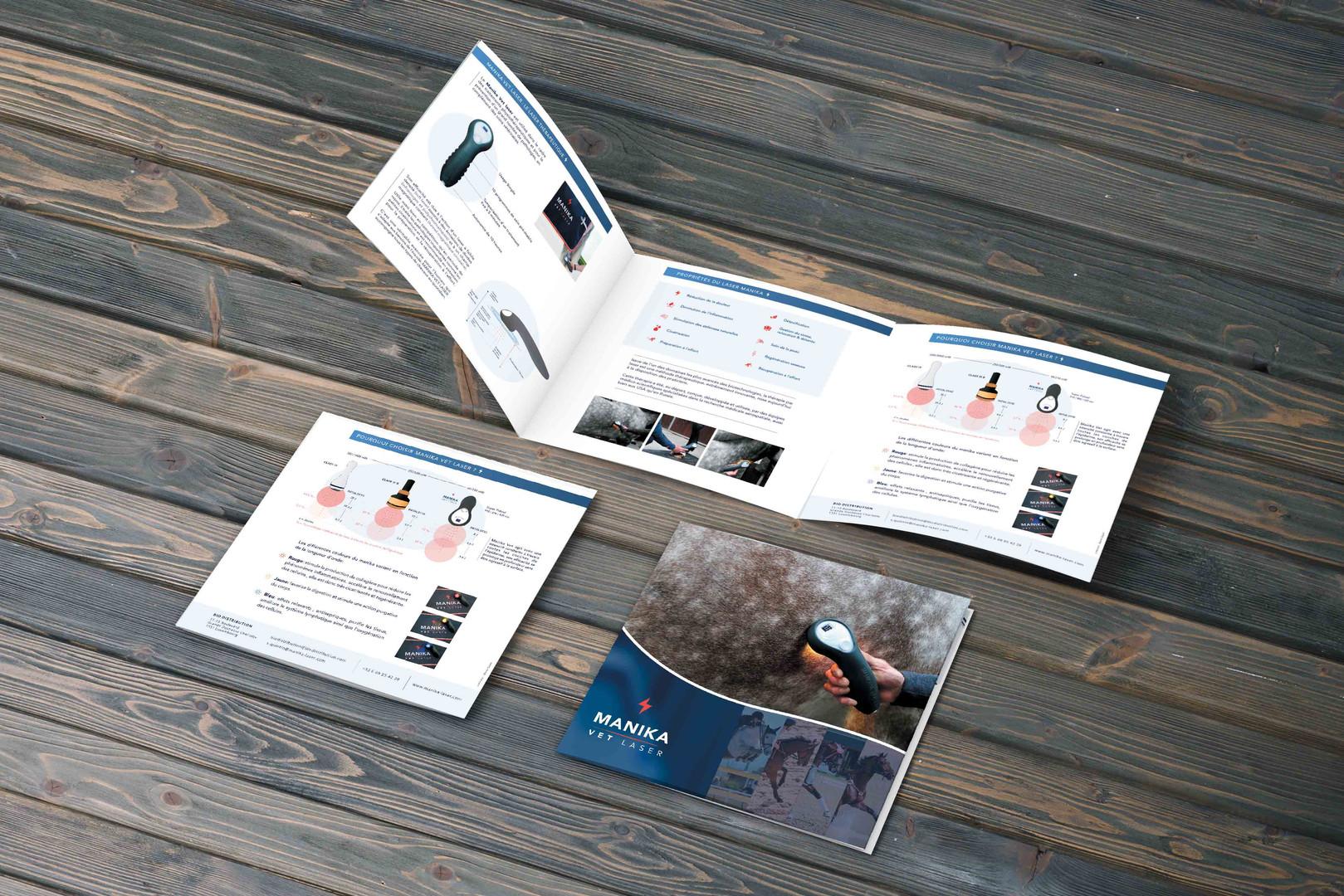 Manika Vet - La Brochure