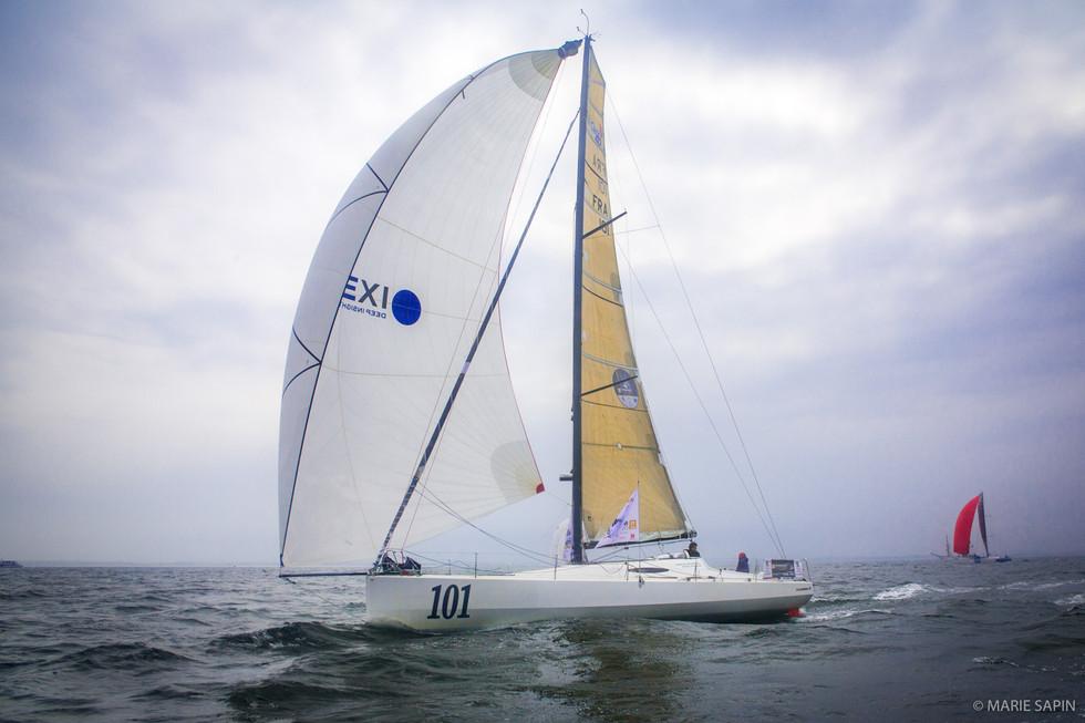 Normandy Channel Race
