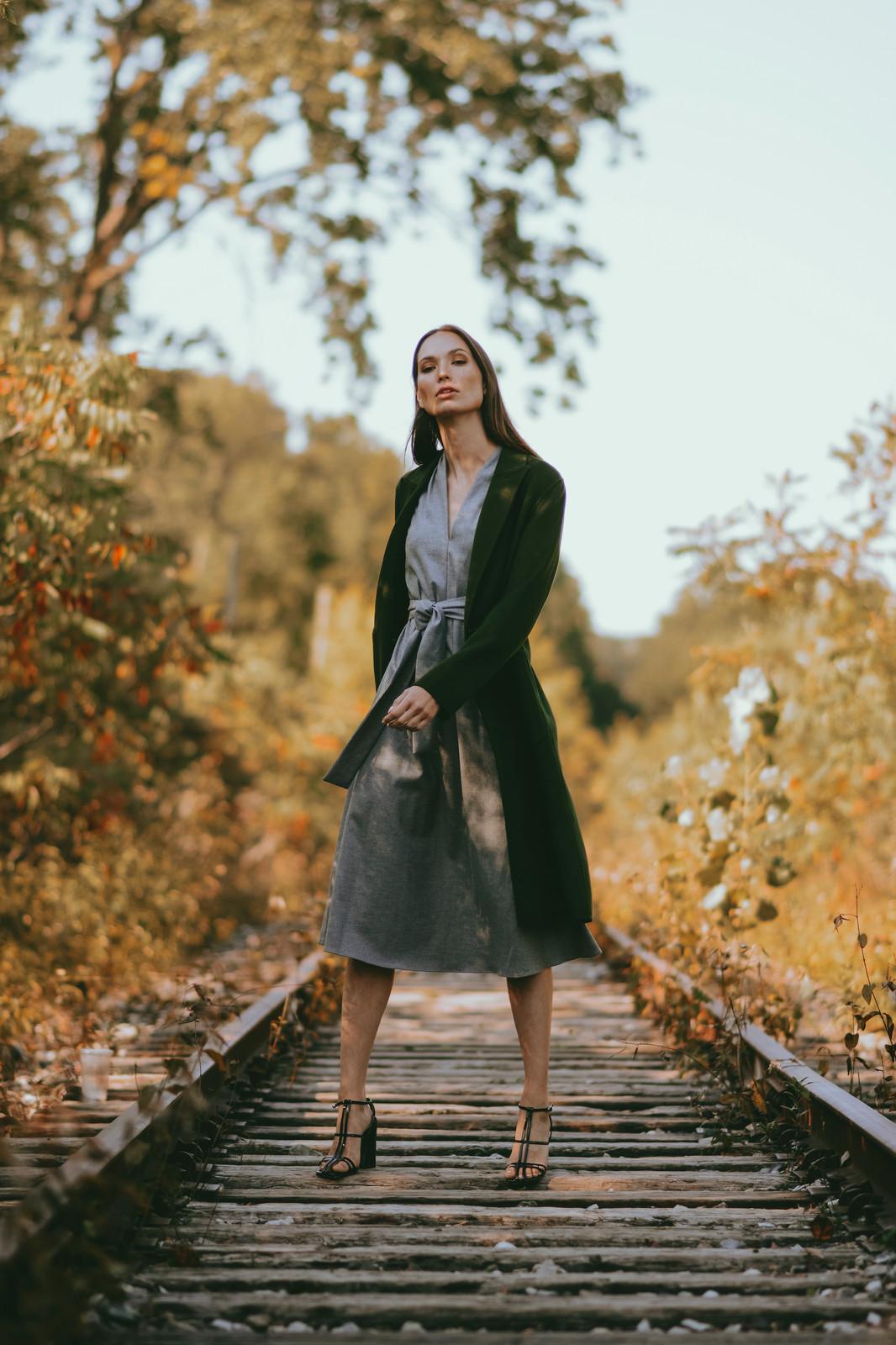 Model: Carina Kresic Agency: Next Models Stylist: Amy Thomson MUA