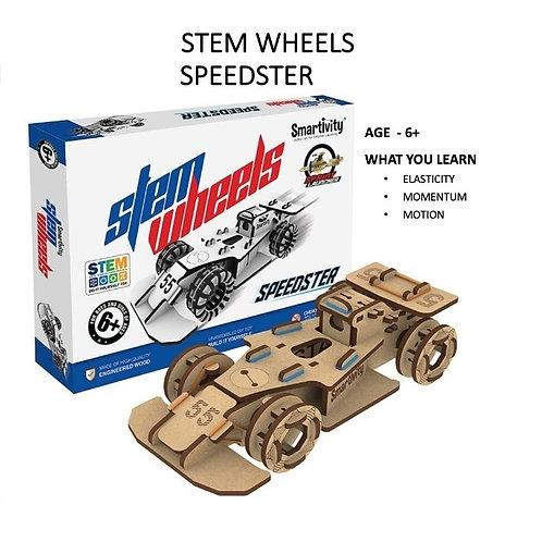 Smartivity- Stem Wheels Speedster