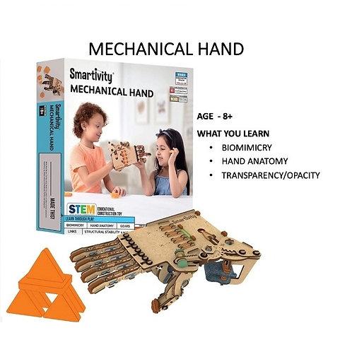 Smartivity-Mechanical Hand