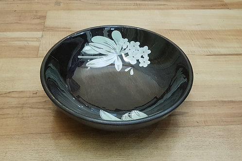 Petal Round Serving Bowl