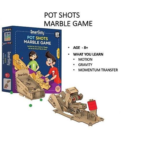 Smartivity-Pot Shot Marble Game