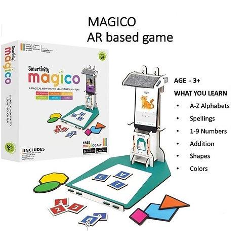 Smartivity-Magico AR Based Game