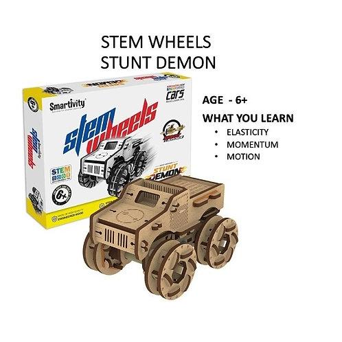 Smartivity-Stem Wheels Stunt Demon