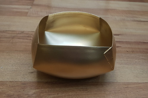 Paper Fold Bowl-4 Side
