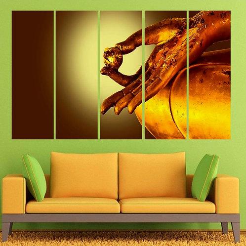 Multi Frame Wall Panel- God's Hand