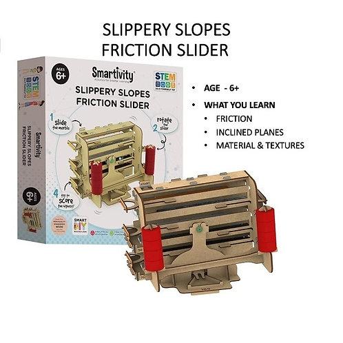 Smartivity-Slippery Slopes Friction Slider