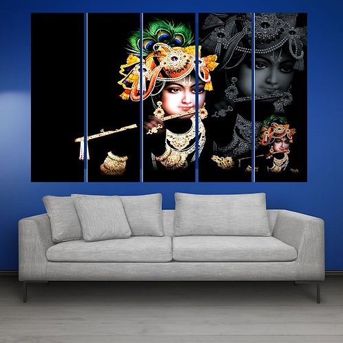 Multi Frame Wall Panel- Murli Krishna