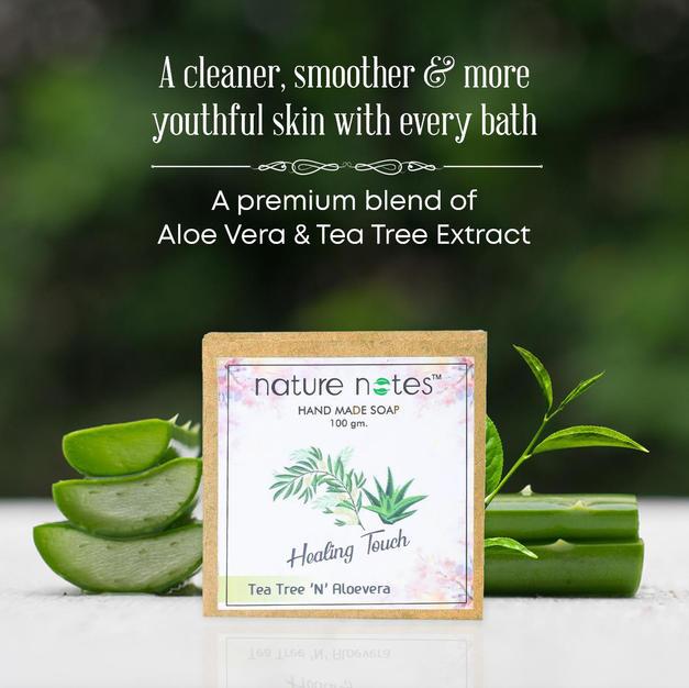 Tea Tree 'N Aloevera