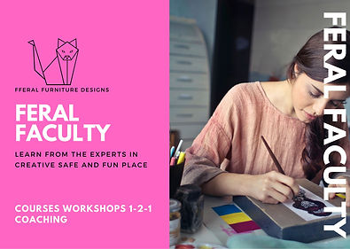 Feral faculty workshops courses tutoring