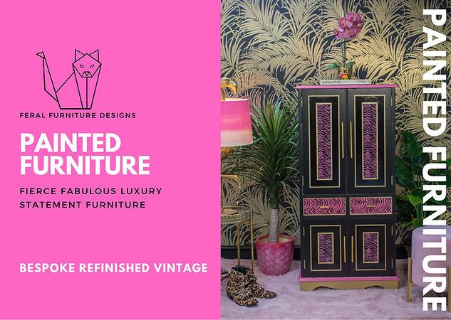 Feral Furniture Designs FURNITURE PAINTE