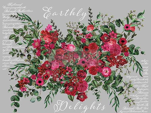 Earthly Delights Decor Transfer by Re Design Prima