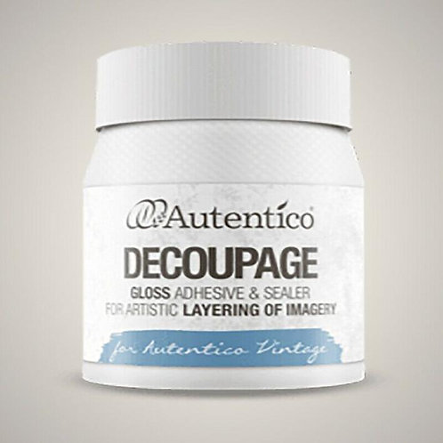 Decoupage Glue 250ml - Autentico