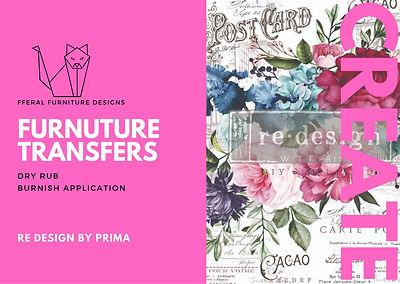 Re design by prima furniture transfers f