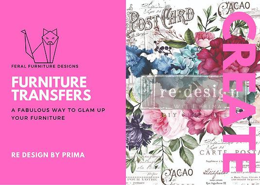 _furniture transfers from feral furnitur