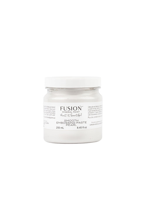 SMOOTH EMBOSSING PASTE - Pearl- 250ml