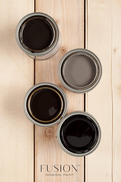 Fusion Stain And Finishing Oil Ebony 237ml
