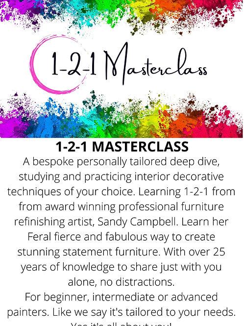 1-2-1 MASTERCLASS