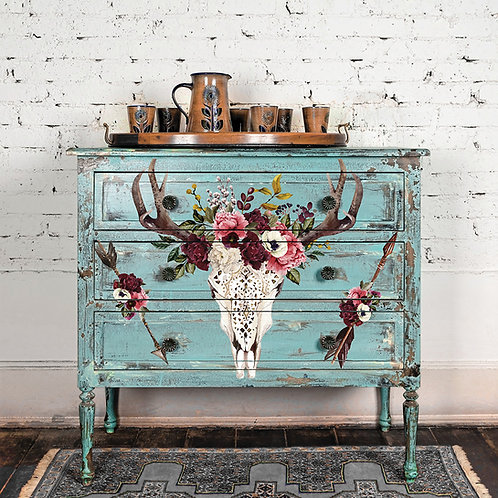 Beautifully Native Furniture Decor Transfer Re Design by Prima