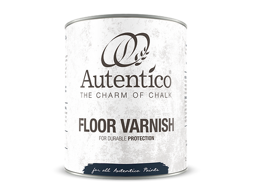 HEAVY DUTY FLOOR VARNISH - AUTENTICO