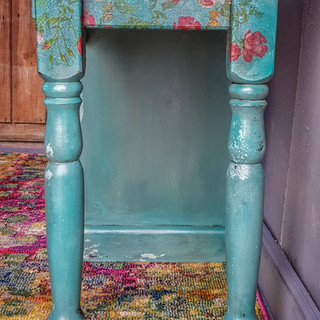 Feral Furniture Designs Cornwall Painted