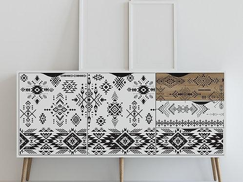 Folk I Furniture Decor Transfer Re Design by Prima