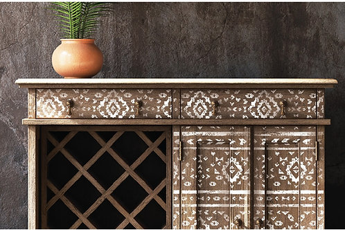 Folk II Furniture Decor Transfer Re Design by Prima