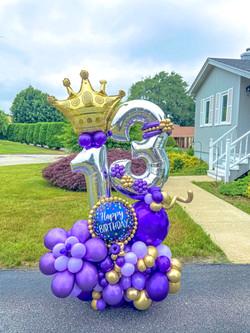Balloon Marquee Arrangement