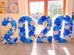 2020 Balloon Mosaic