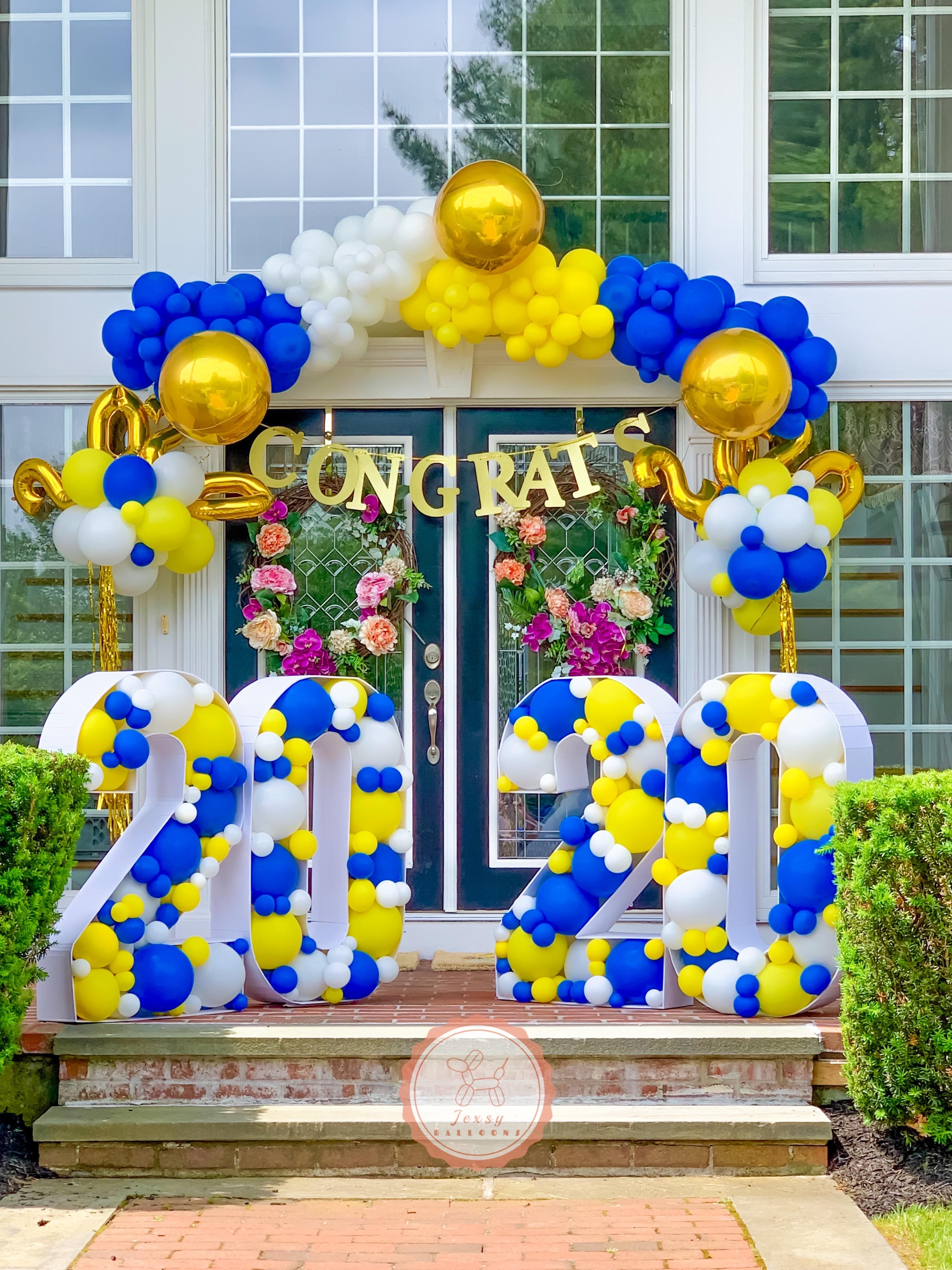 Class of 2020 Graduation Balloons