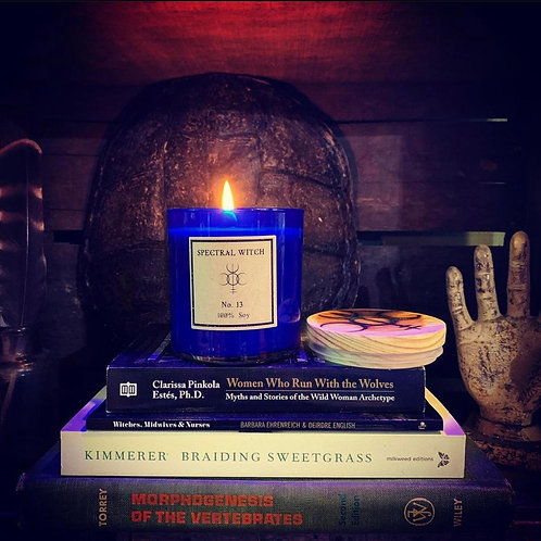 No.13  Soy Candle