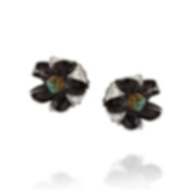 Earrings from the flower of Jerusalem co