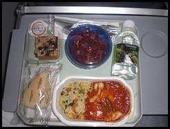 Airline Food – Its Impact On Healthy Flying & Jet Lag