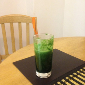 Why Green Drinks Are Great For Jet Lagged Fliers