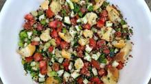 Tabbouleh / Panzanella Salad