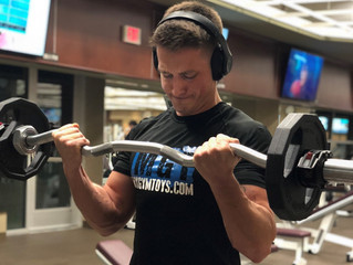 Fitness Profile: Dylan DiCicco