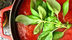 Marinara/Gravy/Sauce ... Whatever You Call it! The QUICK and EASY recipe you'll love!