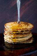 Banana Pancakes ... Minus the Flour!