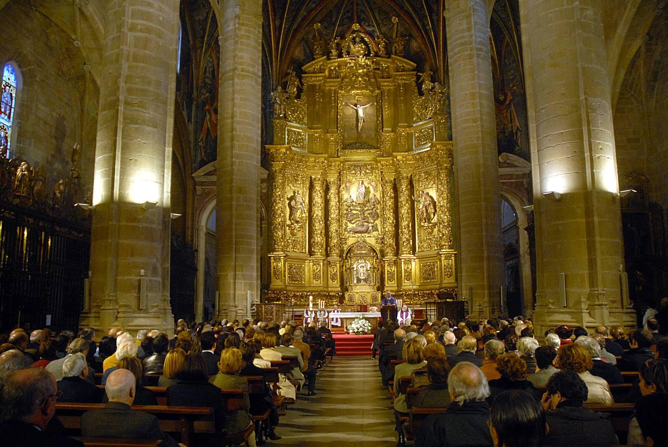 Catedral Sta Maria de la Redonda