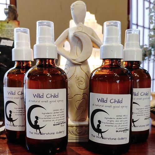 Wild Child - body spray
