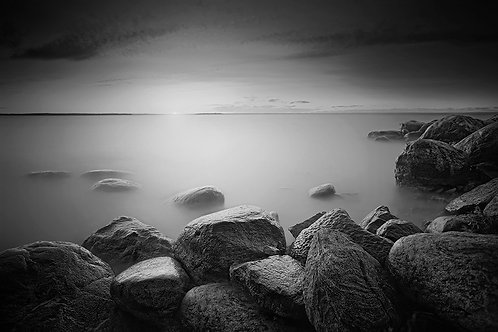 """Romancing The Stones II - 11"""" x 14"""" Matted Print"""