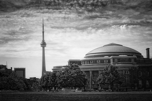 View From University of Toronto