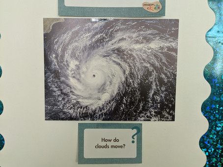 Hurricanes, Tornadoes and Halloween!