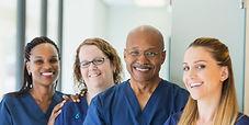 Man-leading-team-of-multi-ethnic-medical